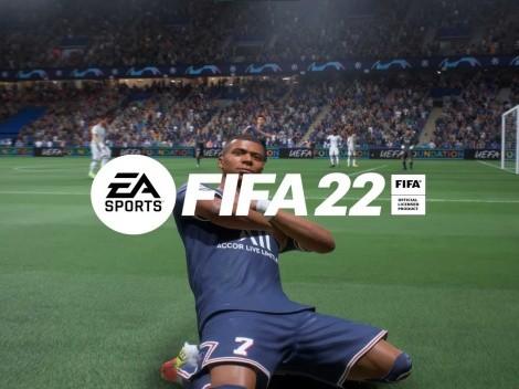 EA Sports revela los récords que rompió FIFA 22 en su lanzamiento