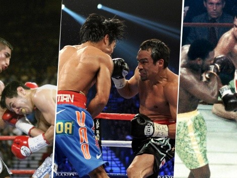 Las más grandes trilogías que ha dado el boxeo en su historia