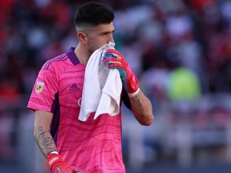 Lo explicó él mismo: ¿Qué pasó con Rossi en el primer gol de Álvarez?