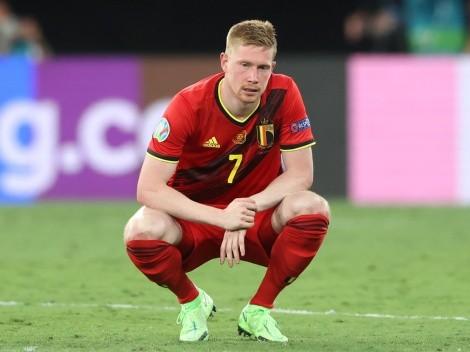 41 años: la última vez que Bélgica alcanzó una final