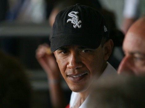 Barack Obama le mandó un mensaje de apoyo a los Chicago White Sox
