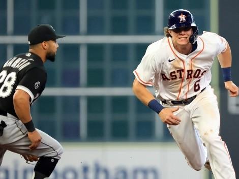 Houston Astros toman la delantera ante Chicago White Sox en la Serie Divisional