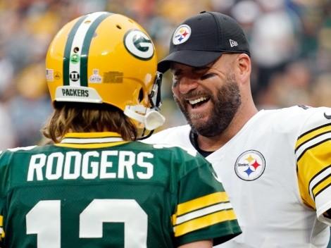 Las mejores 3 ofertas que los Steelers pueden hacer por Aaron Rodgers