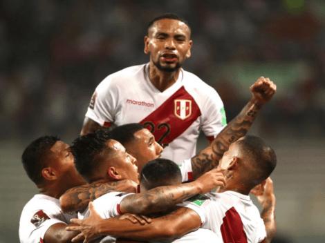 Jugador x Jugador de Perú vs. Chile