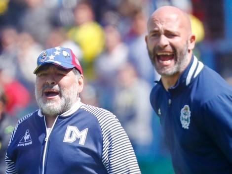 El último auxiliar de Maradona sería nuevo entrenador en la Liga MX