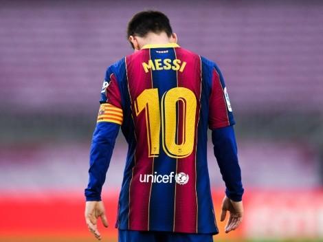 """Laporta: """"Tenía la esperanza de que Messi jugase gratis"""""""