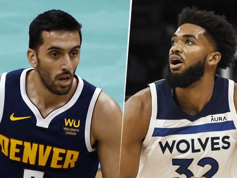 VER HOY   Denver Nuggets vs. Minnesota Timberwolves: Pronóstico, fecha, hora y canal de TV para ver EN VIVO ONLINE la Pretemporada de la NBA 2021