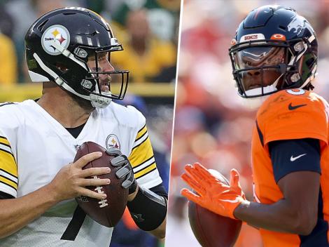 EN VIVO: Pittsburgh Steelers vs. Denver Broncos | Pronóstico, horario, streaming y canal de TV para ver EN DIRECTO ONLINE la Semana 5 de la NFL 2021