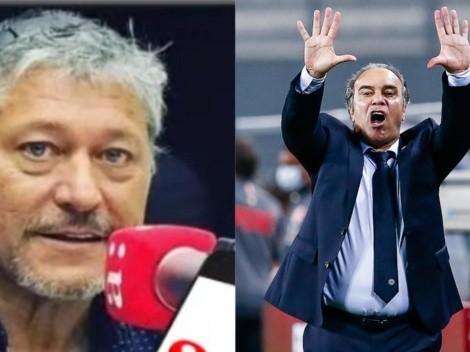 Yáñez comenta dichos de Lasarte y dudas ante Paraguay