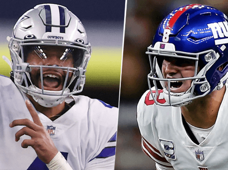 EN VIVO: Dallas Cowboys vs. New York Giants   Pronóstico, horario y canal de TV para ver EN DIRECTO ONLINE la Semana 5 de la NFL 2021
