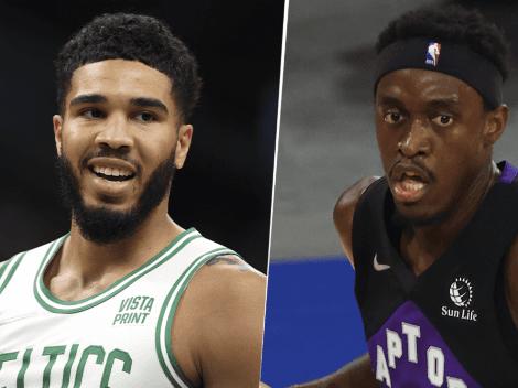 VER ONLINE | Boston Celtics vs. Toronto Raptors EN VIVO por la Pretemporada NBA: Pronóstico, horario, canal de TV y streaming EN DIRECTO