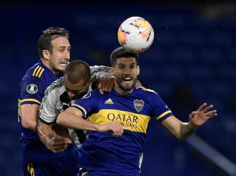 La dupla con mejores números: López e Izquierdoz volverán a jugar juntos en Boca