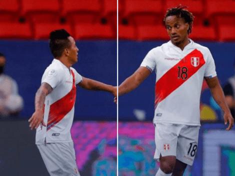 """""""Ahora sí me quieres ct..."""": André Carrillo y su meme por partidazo de Christian Cueva"""