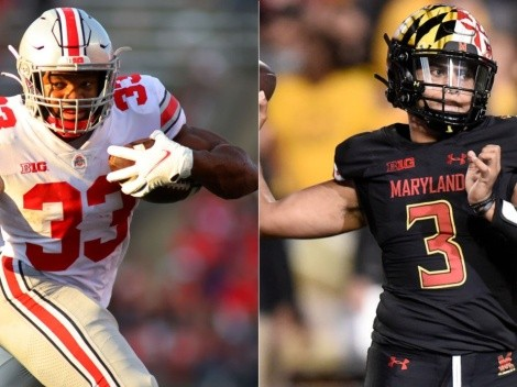 Ohio State vs Maryland: Predictions, odds and how to watch the 2021 NCAA College Football season in the US today