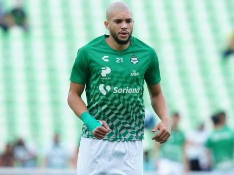 No tan rápido: Matheus Doria debería aguardar para jugar con México