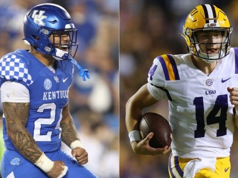 Kentucky vs LSU: Predictions, odds and how to watch the 2021 NCAA College Football season in the US today