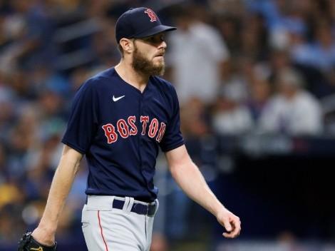 Boston Red Sox estableció récord negativo para sus abridores en playoffs