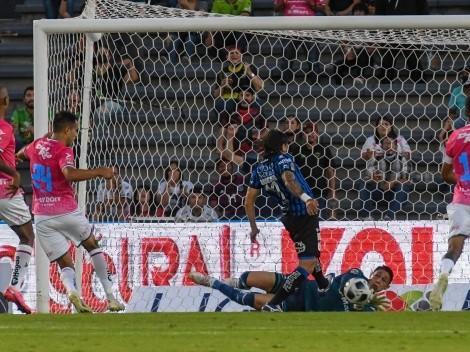 Empate sin goles con show arbitral y de Hugo González