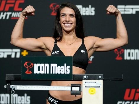 ¡Todo listo para Mackenzie Dern vs. Marina Rodriguez!