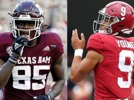 Texas A&M vs Alabama: Predictions, odds and how to watch the 2021 NCAA College Football season in the US today