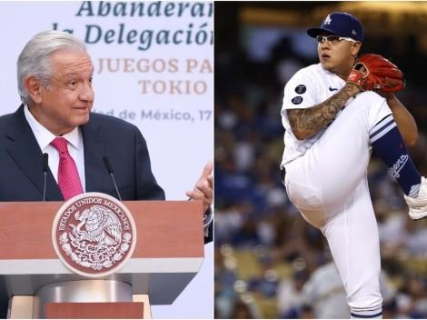 ¿Le acertará? Presidente de México entrega su pronóstico para Serie Mundial 2021