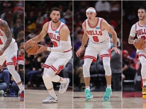 ¿Será este año el bueno? Chicago Bulls destruye a sus rivales en Pretemporada NBA