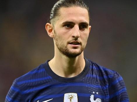 Rabiot testa positivo para Covid-19 e desfalca Seleção Francesa