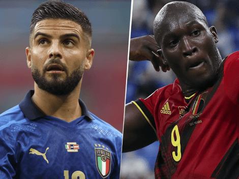 EN VIVO: Italia vs. Bélgica por la UEFA Nations League