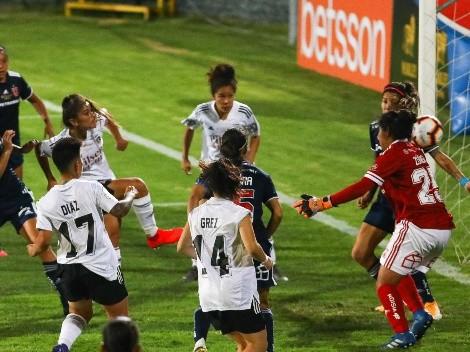 Colo Colo vs. U. de Chile: Fecha, hora y canal para la semi ida del Campeonato Femenino