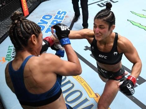Enorme victoria de Loopy Godínez en la UFC
