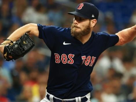 Manager de Boston Red Sox descarta usar a Chris Sale en otro rol que no sea el de abridor
