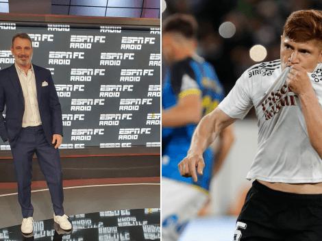 """Barticciotto tras celebración de Gil: """"Qué fácil se besan la camiseta los jugadores"""""""