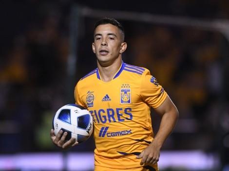 Tigres vence a Toluca con dos zarpazos de Leo Fernández