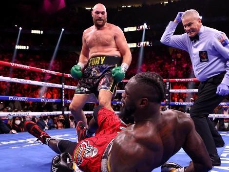 ¡Dios salve al Rey! Tyson Fury derrotó a Deontay Wilder con un escalofriante KO