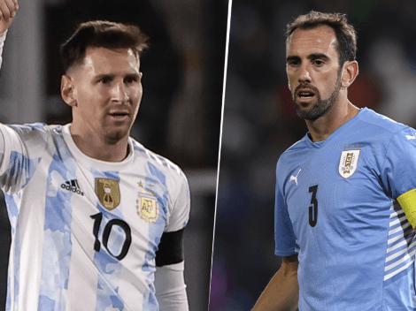 EN VIVO: Argentina vs. Uruguay por las Eliminatorias Conmebol