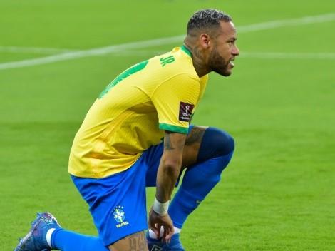 Treta! Irmã de Neymar critica Galvão Bueno: 'Quem é idiota? Ele ou você?'
