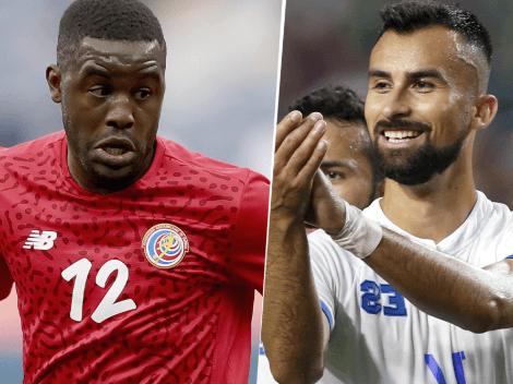 EN VIVO: Costa Rica vs. El Salvador por las Eliminatorias Concacaf