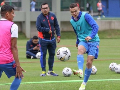 Cruz Azul termina el descanso y le pone fecha a su vuelta a los entrenamientos