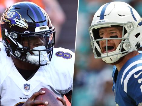 EN VIVO: Baltimore Ravens vs. Indianapolis Colts   Pronóstico, horario, streaming y canal de TV para ver el Monday Night Football de la Semana 5 de la NFL 2021