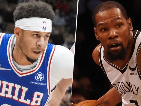 Cómo ver Philadelphia 76ers vs. Brooklyn Nets: Pronóstico, horario, streaming y canal de TV para ver la Pretemporada de la NBA 2021