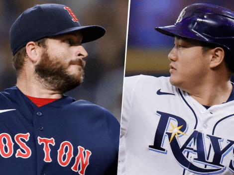 EN VIVO ONLINE: Boston Red Sox (1-1) vs. Tampa Bay Rays (1-1) | Juego 3 | Pronóstico, horario, streaming y canal de TV para ver los Playoffs de la MLB 2021 | Serie Divisional