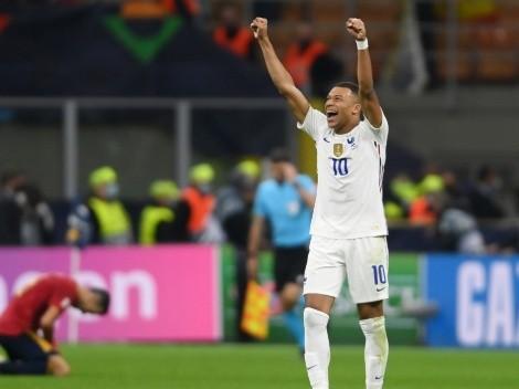 El Mbappé más decisivo le da a Francia su primera Nations League
