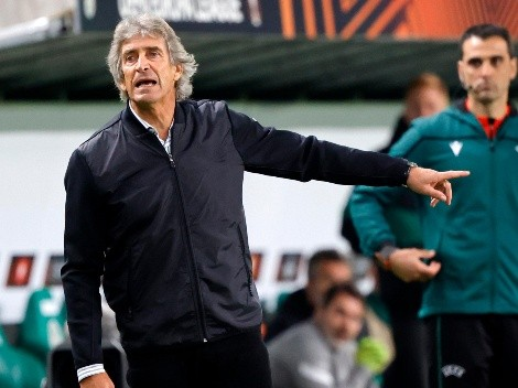 Director Deportivo del Betis avisa que quiere renovar el contrato de Pellegrini
