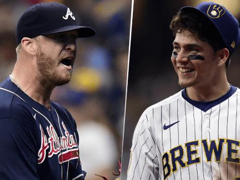 EN VIVO: Atlanta Braves (1-1) vs. Milwaukee Brewers (1-1) | Pronóstico, horario, streaming y canal de TV para ver el Juego 3 los Playoffs de la MLB 2021 | Serie Divisional