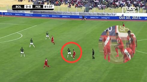 Todos fuimos él: Christian Ramos y el momento donde insulta a Cueva por perder balón