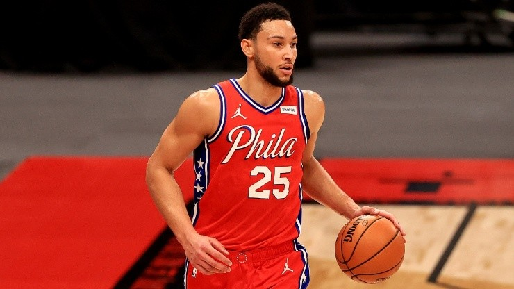 NBA 2021: Ben Simmons cerca de volver a jugar en Philadelphia 76ers
