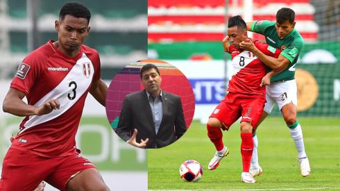 'Checho' Ibarra quitó responsabilidad a Christian Cueva y culpó a Marcos López por gol de Bolivia
