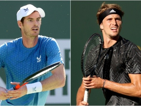 Andy Murray vs Alexander Zverev: Preview, predictions, H2H, odds and how to watch 2021 Indian Wells Masters in the US today