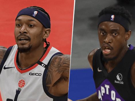 VER ONLINE | Washington Wizards vs. Toronto Raptors EN VIVO por la Pretemporada NBA: Pronóstico, horario, canal de TV y streaming EN DIRECTO