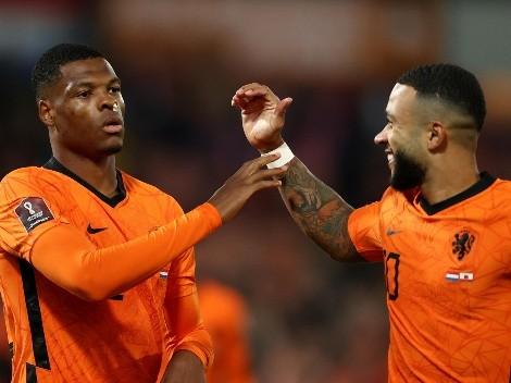 Eliminatorias UEFA: Países Bajos cumplió ante Gibraltar con una abultada goleada